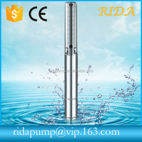 4SPD2 deep well submersible pump 3 inch, deep well water pump,deep well submersible pump