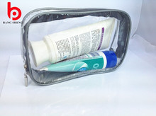 2015 Hot sell Cheap travel toiletry bag with zipper closure