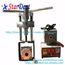 Denture Flexible Material Injection Mould Machine with CE /Lab Equipment