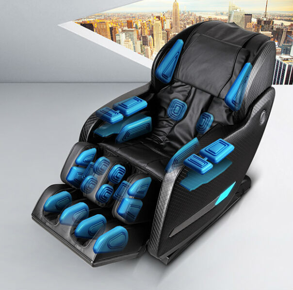 Good price massage items build-in heating MUSICE massage chair inflatable massage cushion
