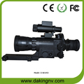 Gen1+ affordable and lightweight night vision riflescope