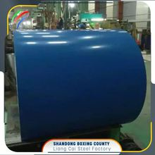 Pre-painted curved iron corrugated roof steel sheet
