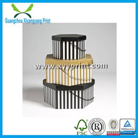 Custom Cheaper Round Hat Box Wholesale