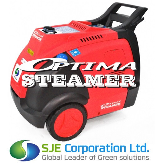 Optima Steamer Steam Car wash business (Worldwide Shipping Steam Car Wash Machine)