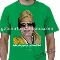 Cotton Election O Neck Printing T