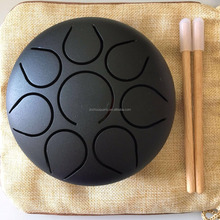 Musical Instrument Steel Tongue Percussion Drum with Perfect Tones