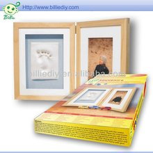 Christmas gift for Babys Impression Clay Frame
