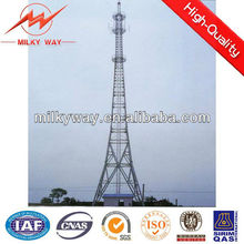500KV Power Transmission Steel Tower,monopole steel tower