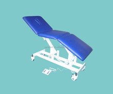 Factory directly electric lift physiotherapy couch