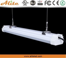 130lm/w waterproof outdoor IP65 hanging led tri proof light