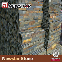 rustic interlocking outdoor slate tile