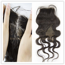 New human hair extensions products buy from china market remy lace front closure with baby hair