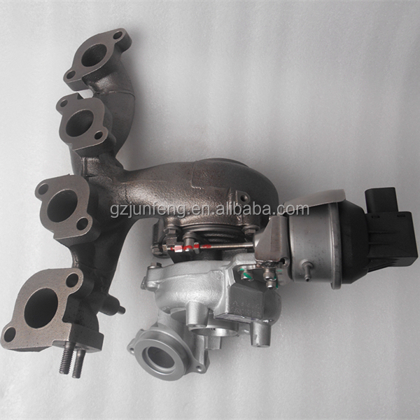 BV43 Turbocharger 03L253056 03L253056X 03L253056V BV43B-0208 turbo for VW Golf VI Jetta Beetle 2.0 TDI Audi Cars Engine parts