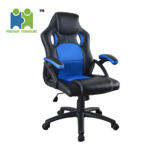 (AGATHA-C) PARTNER China Factory Hot Selling Economic Promotion Racing Chair, PU and Mesh Cover Racing Office Chair
