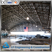 Metal building prefabricated steel roof trusses prices