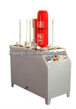 MDH- II Fire extinguisher cylinder drying machine/extinguisher bottle dry equipment