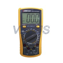 The new manual range VICTOR 89A 3 1/2 DMM Digital Multimeter