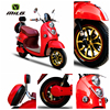 China motorcycle factory High quality 48v 800w electric motorcycles/scooters