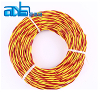 twin cable 1.5mm twisted pair cable price