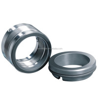 metal bellows mechanical shaft seal type 676