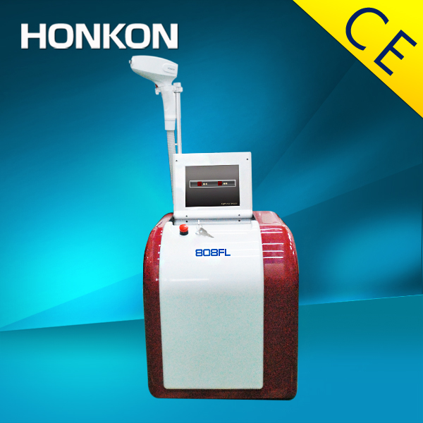 HONKON-808FL hair removal beauty salon equipment for sale