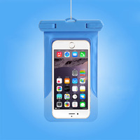 ABS + PVC material waterproof case for htc one m7 mini max