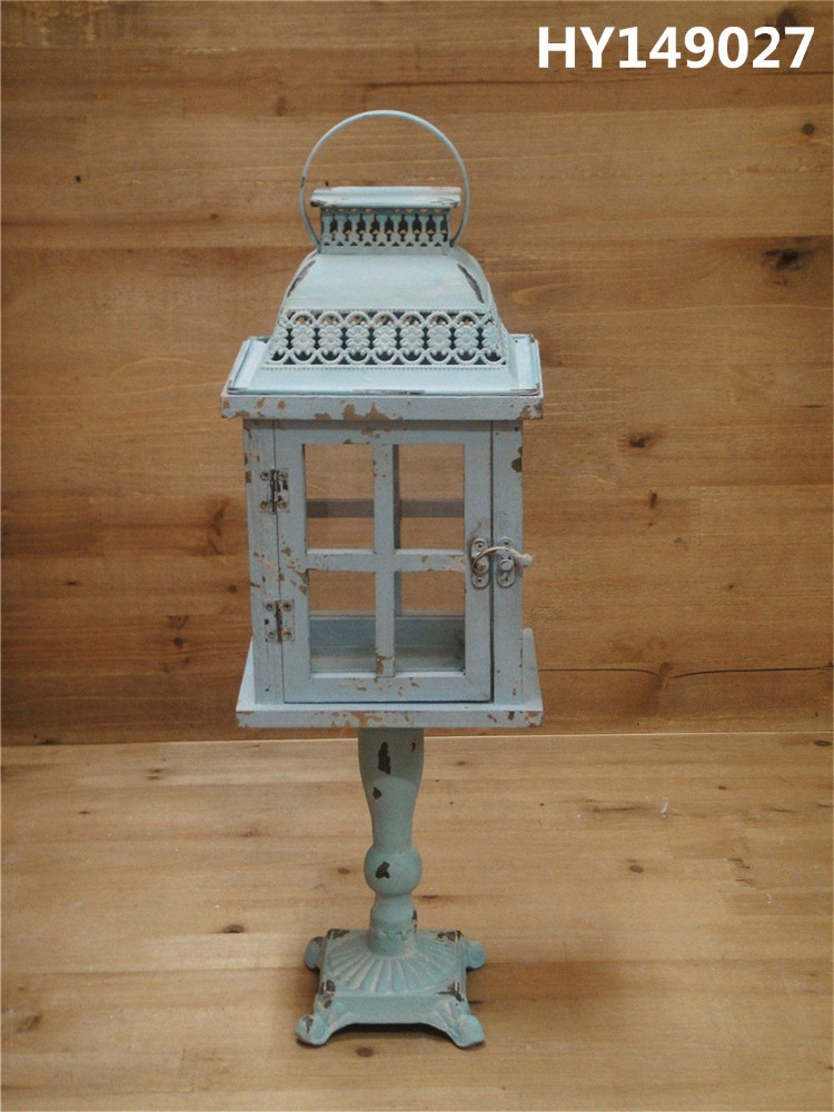 french metal antique moroccan candle street lantern