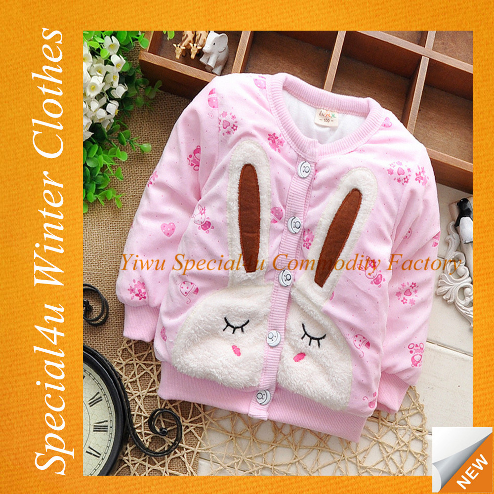 Various models kids clothes wholesale china baby girl clothes 2015 childrens winter coats HJ-494
