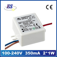 3.6W 350mA AC-DC Constant Current Led Driver