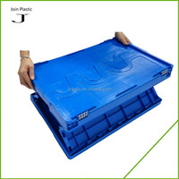 Logistics Folding Containers plastic used crate