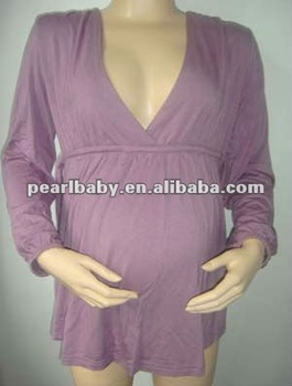 High fashion New style plus size maternity clothings