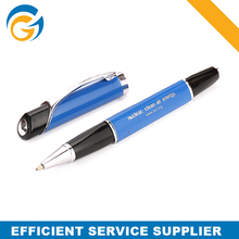 Top Quality New Design Triangle Metal Ball Pen
