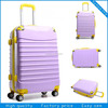 four single universal 360 degree wheels luggage trolley bag