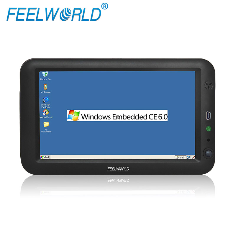 FEELWORLD 7 inch industrial Touch Screen <strong>Computer</strong> all in one pc