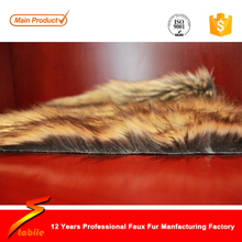 STABILE Loop cutting artificial pile fur fabric