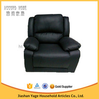 Living room sofa No Inflatable hot selling fashionable sofa leather recliner sofa