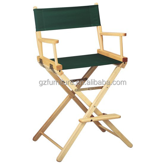 Director's chair / Silla director madera