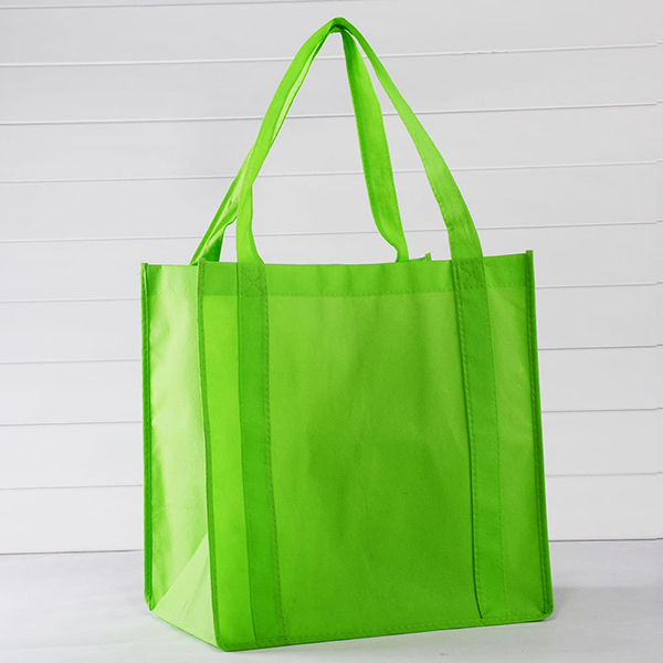 Customized eco friendly nonwoven shopping bag