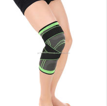 Outdoor Hiking Climbing Sport Sleeve Elastic Kneelet Protect Wear Knee Brace Support
