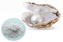 best quality cosmetic material pure whitening pearl powder for skincare