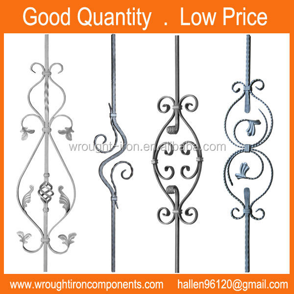 Cheap Wrought Iron Balusters Wholesale
