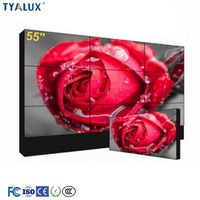 TYALUX new fashion design Advertising Equipment wall mounted display