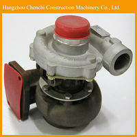 Komastu PC300 7 excavator engine parts HX40W turbocharger 6743 81 8040