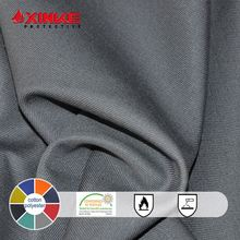 Wholesale twill cotton polyester fabric with low formaldehyde