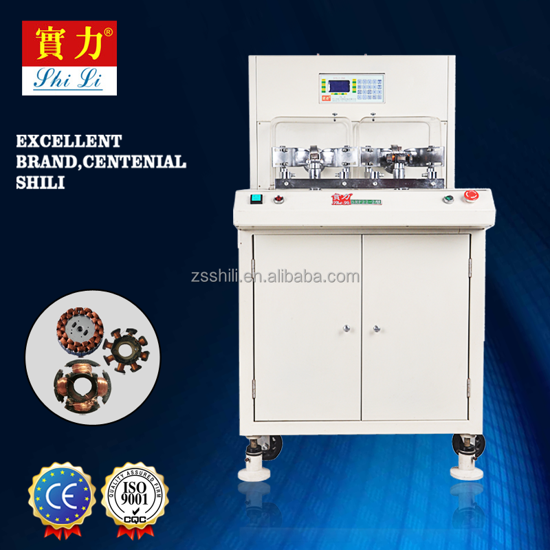SRF22-2 Electric Motor Stator Coil Winding Pre-Forming Machine/China Supplier