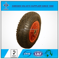10x3.00-4 Small Rubber Wheel for Wheel Barrow