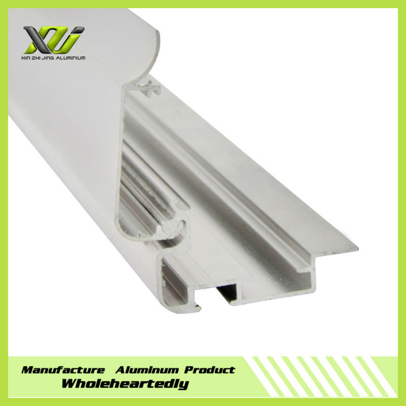 Professional production aluminum profile rail