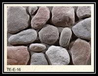 Factory sales light weight durable graden home depot decorative stone