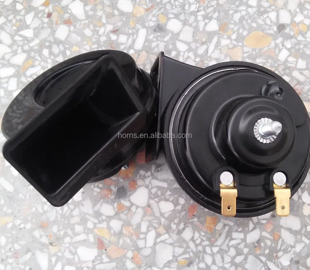 Low frequency is used with maze reflex structure horn speaker loud plastic trumpet plastic french horn motorcycle spare parts