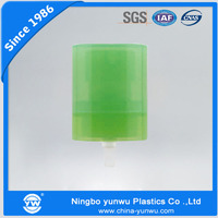 clear transparent various colours pump for sprayer